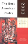 The Best American Poetry 2003 - Yusef Komunyakaa, David Lehman