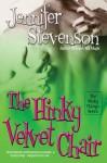 The Hinky Velvet Chair (Hinky Chicago) - Jennifer Stevenson