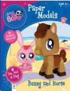 Littlest Pet Shop Bunny and Horse - Hinkler Books