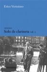 Solo de clarineta Vol.2 - Erico Verissimo