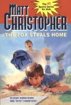 The Fox Steals Home - Matt Christopher, Larry A. Johnson, Larry Johnson