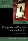 Companion to Property Law and Practice - Robert Abbey, Mark Richards