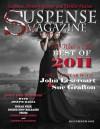 Suspense Magazine December 2011 - Joseph Badal