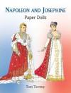Napoleon and Josephine Paper Dolls - Tom Tierney