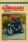 Kawasaki Kz400, Kz/Z440, En450 & En500, 1974-1995: Service, Repair, Maintenance - Clymer Publishing