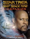 Deep Space Nine Companion (Star Trek Deep Space Nine) - Terry J. Erdmann, Paula M. Block