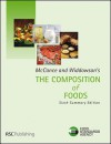 McCance and Widdowson's The Composition of Foods - Crown Copyright, (Great Britain) Royal Society Of Chemistry, Standards Agency Food Standards Agency, Crown Copyright, Susan Church