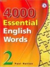 4000 Essential English Words 2 - I.S.P. Nation, Fidel Cruz