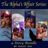 The Alpha's Affair Series: 4-Story Bundle + 3 Bonus Stories (BBW Paranormal Romance, Werewolves, Shifters) - Haley Nix