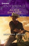 Montana Refuge (The Legacy) - Alice Sharpe
