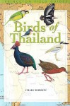 Birds of Thailand (Princeton Field Guides) - Craig Robson