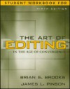 Workbook for The Art of Editing in the Age of Convergence - Brian S. Brooks, James Pinson