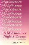 A Midsummer Night's Dream - Jay L. Halio