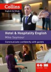 Collins Hotel and Hospitality English (includes audio CD and DVD) - Mike Seymour