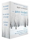 The Ann Lindell Mysteries, Books 1-3: The Princess of Burundi, The Cruel Stars of the Night, and The Demon of Dakar - Kjell Eriksson