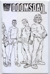 Doomsday .1 Subscription Variant Cover #1 - John Byrne, Len O'Grady