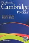 Diccionario Bilingue Cambridge Spanish-English Paperback with CD-ROM Pocket edition - Unknown
