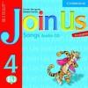 Join Us for English 4: Songs - Günter Gerngross, Herbert Puchta