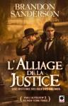 L'alliage de la justice (Fils-des-brumes, #4) - Brandon Sanderson