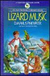 Lizard Music - Daniel Pinkwater