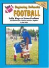 Teach'n Beginning Defensive Football Drills, Plays, and Games Free Flow Handbook (Series 5 Beginning Teaching Books) - Bob Swope