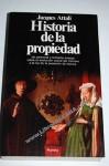 Historia de la propiedad - Jacques Attali