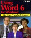Using Word 6 for Windows - Nancy Stevenson