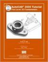AutoCAD Tutorial First Level 2D Fundamentals 2005 - Randy H. Shih, Jack Zecher