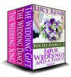 Four Weddings and a Fiasco Boxed Set - Lucy Kevin