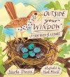 Outside Your Window: A First Book of Nature - Nicola Davies, Mark Hearld