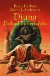 Diuna: Dżihad Butleriański (Legendy Diuny, #1) - Brian Herbert, Kevin J. Anderson, Andrzej Jankowski, Wojciech Siudmiak