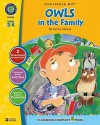 Owls In The Family Literature Kit - Marie-Helen Goyetche