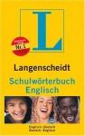 Langenscheidt Schulwörterbuch Englisch Englisch Deutsch Deutsch Englisch - Langenscheidt, Charlotte Collins