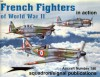 French Fighters of World War II in Action - Aircraft No. 180 - Alain Pelletier