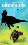 101 Questions About Dinosaurs - Philip J. Currie, Eva B. Koppelhus