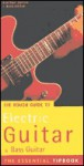The Rough Guide to Electric Guitar Tipbook, 1st Edition - Hugo Pinksterboer