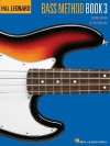 Hal Leonard Bass Method Book 3 - Hal Leonard Publishing Company, Ed Friedland