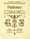 Patience (Vocal Score) - W Gilber, a Sullivan