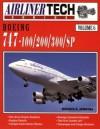 Boeing 747 100-200-300-SP - AirlinerTech Volume 6 - Dennis R. Jenkins