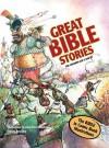 GREAT BIBLE STORIES HC - Ben Alex