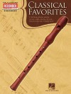 Classical Favorites: Hal Leonard Recorder Songbook - Hal Leonard Publishing Company