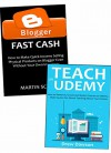 INTERNET BASED BUSINESS: Start an Internet Marketing Business While Working Part-Time from Home... Blogger & Udemy Profits - Martin Scott