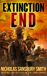Extinction End (Extinction Cycle Book 5) - Aaron Sikes, Nicholas Sansbury Smith