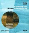 Handbuch Der Bodenuntersuchung Band - H.-P. Blume, Reimar Leschber, Berthold Deller