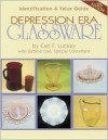 Depression Era Glassware: Identification & Value Guide (Depression Era Glassware) - Carl F. Luckey, Debbie Coe