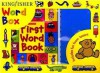 Kingfisher Word Box [With Kingfisher First Word Book and Colorful Foam Letters] - Mandy Stanley