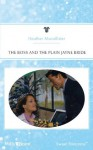 Mills & Boon : The Boss And The Plain Jayne Bride - Heather MacAllister
