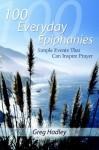 100 Everyday Epiphanies - Greg Hadley