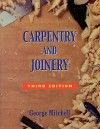 Carpentry And Joinery - George Mitchell