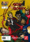 Skin & Bones: Issue One - Fwah Storm, Tom Dorrington, Dina Darling, Stefano Cardoselli, Sterling Chesterfield, Dexter Williams, Ed Gillard, Caz Mumin